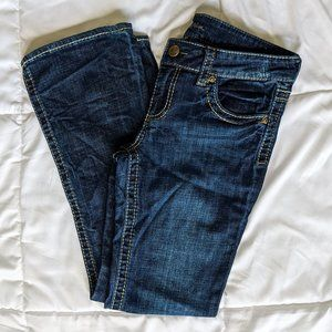 Kut from the Kloth Mid-Rise Natalie Bootcut Jeans